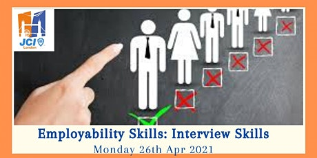 Employability Skills: Interview Skills tickets