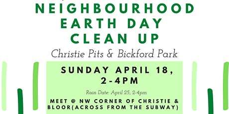 Park Clean-up Event (2pm - 4pm) tickets