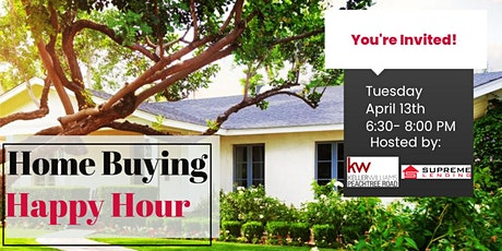 Home Buying Happy Hour Webinar: What You Need To Know When Buying A Home tickets