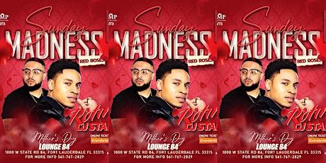 SUNDAY MADNESS RED ROSES ROTIMI & DJ  STAKZ tickets