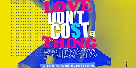"Love Don't Cost A Thing"" Fridays at Harlot tickets"