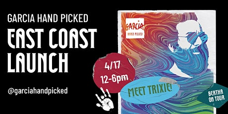 East Coast Launch of Garcia Hand Picked tickets