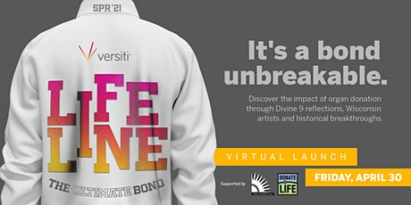 LifeLine: The Ultimate Bond Virtual Launch and Artist Talk tickets