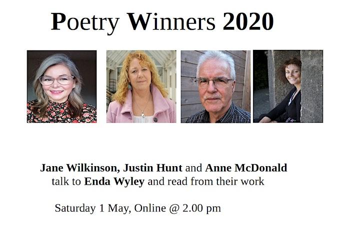 International Poetry Prize Winners 2020: Enda Wyley image