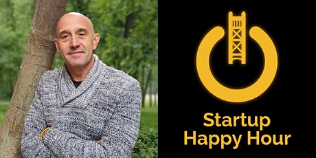 Startup Happy Hour with Anthony Romano, CEO of CREtelligent tickets