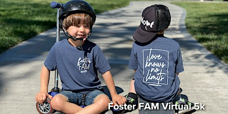Foster FAM Virtual 5k tickets