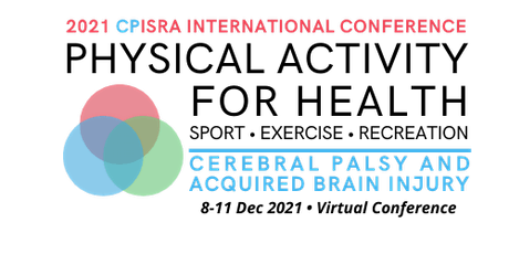 2021 CPISRA International Conference on Physical Activity & Health tickets