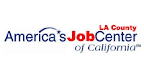 Santa Clarita AJCC-Orientation tickets