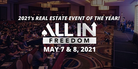 Freedom Real Estate Investing Conference tickets