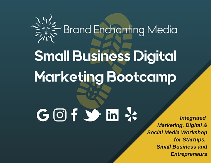 Digital Marketing Workshop #3: Social Media image