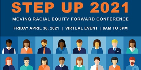 Step Up: Moving Racial Equity Forward 2021 bilhetes