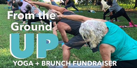 From the Ground Up Yoga and Brunch tickets
