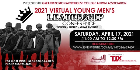 Virtual Young Men's Leadership Conference tickets