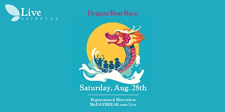 Daybreak Dragon Boat Race -Free Agent Team #1 tickets