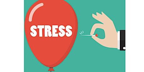 Free Stress Management Workshop tickets