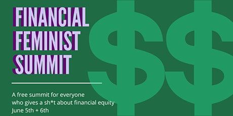 Financial Feminist Summit boletos