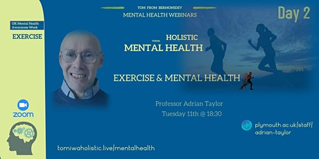 Exercise and Mental Health tickets