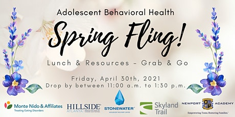 Adolescent Behavioral Health Spring Fling tickets