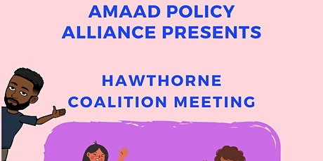 Hawthorne Coalition Meeting: Youth Awareness tickets