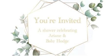 Ariane's Baby Shower tickets