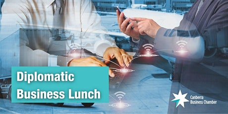 Diplomatic Business Lunch tickets