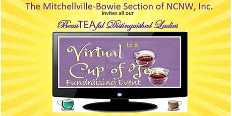 The Distinguished Ladies Virtual Tea tickets