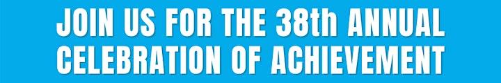 38th Annual Celebration of Achievement image