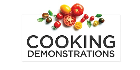 AEG Cooking Demo tickets