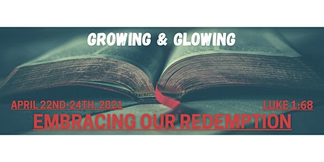 Growing & Glowing 2021 Virtual Conference tickets
