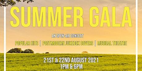 Summer Gala tickets