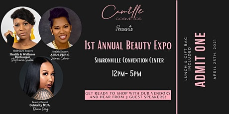 1st Annual Beauty Expo Powered by Camille Cosmetics tickets