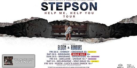 Stepson 'Help Me, Help You' Album Launch tickets
