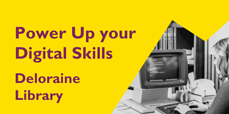 Power Up your Digital Skills tickets