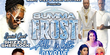 SUMMER FROST ALL WHITE DAY RAVE tickets
