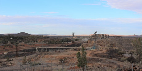 UNCOVER CURNAMONA 2021 - BROKEN HILL LINE OF LODE TOUR tickets