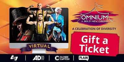 Give the Gift of Omnium: A Bold New Circus