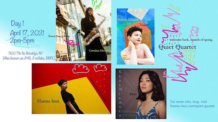 Hanna Inui Quiet Quartet image