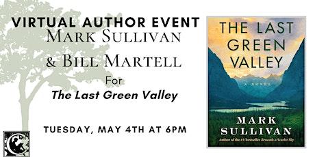Country Bookshelf Presents: Mark Sullivan & Bill Martell tickets