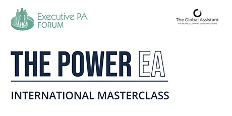 Insights from The Power EA International Masterclass tickets