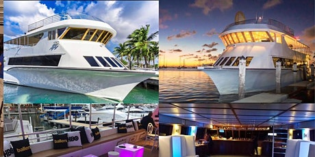 NIGHT BOAT CRUISE PARTY IN MIAMI tickets