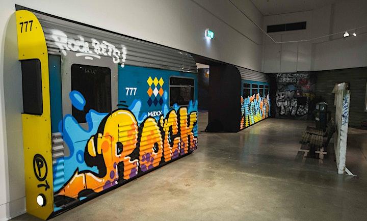 Graffiti me! School holiday workshop image