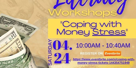Coping with Money Stress tickets