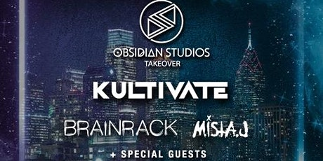 Obsidian Studios and The Factory Project presents An Obsidian Takeover!!! tickets