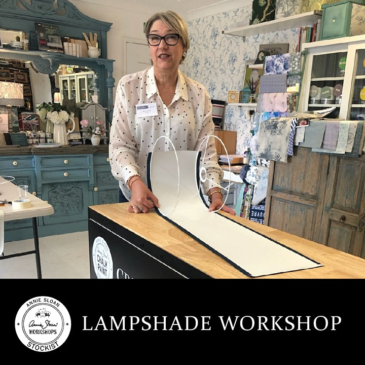 4 Weeks of Wellness - Lamp Shade Making Workshop with Creative Alice image