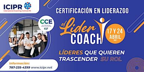 Certificación de Liderazgo: El Líder Coach entradas