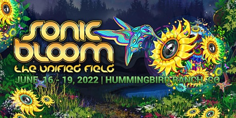 SONIC BLOOM 2022 tickets