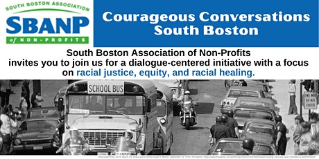 Courageous Conversations: Boston During Busing tickets