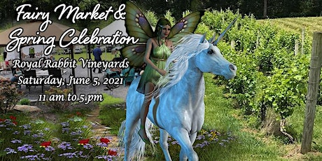 Fairy Market and Spring Celebration tickets