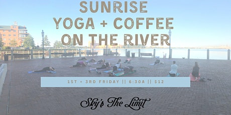 Sunrise Yoga + Coffee On The River tickets