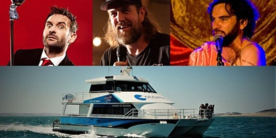 3  Comedians  And A Boat – Sunset Comedy Cruise!